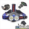 HEADLAMP COOLFIRE TWIN 2 XM-L2 2000 LUMEN
