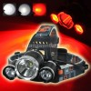 HEADLAMP SAR CREE XM-L2 + 2 RED LIGHT